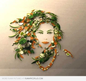 beautiful-food-art-girl