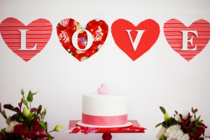Love Do it yourself Wedding dessert table