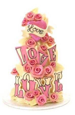 love-love-love-Wedding-Cake