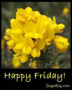 happy_friday_yellow_flowers