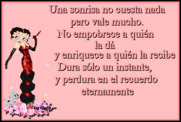Bettyboop Con Frases Imagui