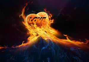 wallpaper-love-heart-artistic-computer-graphic-61169