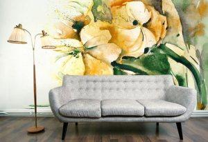 Beautiful-Wall-Murals-Home-Interior-Design