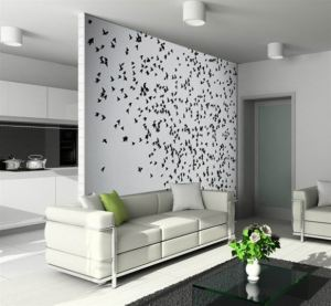 cool-wall-flying-brids-artistic-wall-decor
