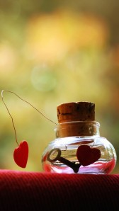 love-bottle-wallpaper