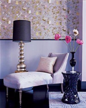 model_home_06-elle-decor-chaise-lounge-purple-wallpaper-flowers1