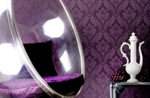 purple-damask-wallpaper-decor