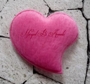 free-shipping-1-57-heart-furry-padded-appliques-bows-craft-flowers-trims-sew-on-applique-decoration