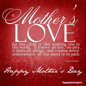 mothers day card quote copy